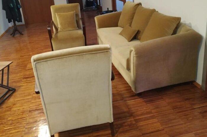 2 berjer 1 üçlü koltuk satılıktır
