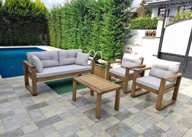 ikinci el bahçe koltuk takımı